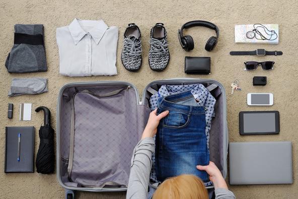 לוקחים מזוודה לטיסה? כדאי לדעת כמה טיפים לאריזה יעילה
