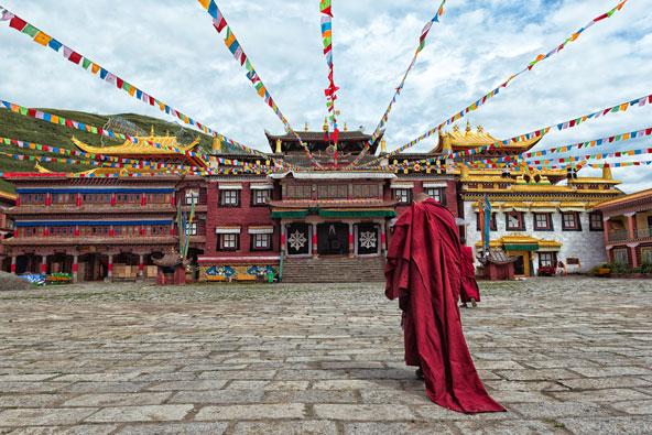 בודהיזם טיבטי: רוחניות במישורים הגבוהים