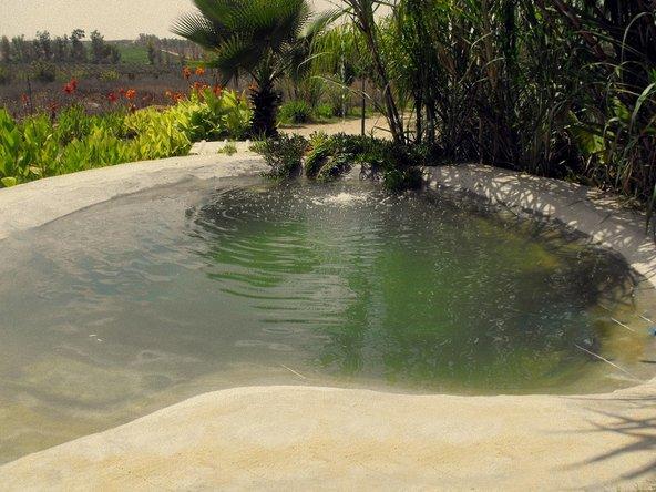 בריכות הטבילה בכפר נבון תורמות לתחושת שלווה ורוגע