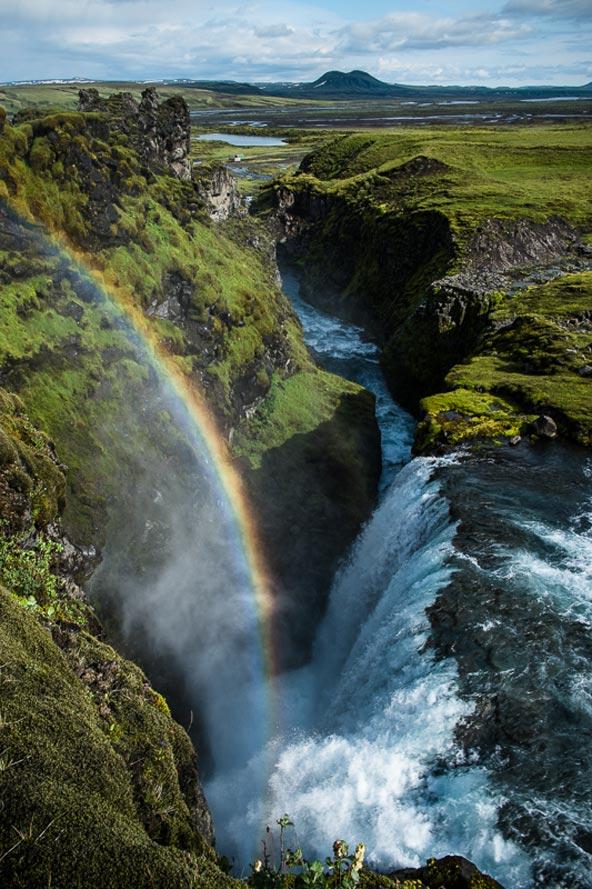 עם נופים כאלה, מה פלא שבקיץ מגיעים לאיסלנד 2 מיליון תיירים? | צילומים:ריטה מנדס פלור