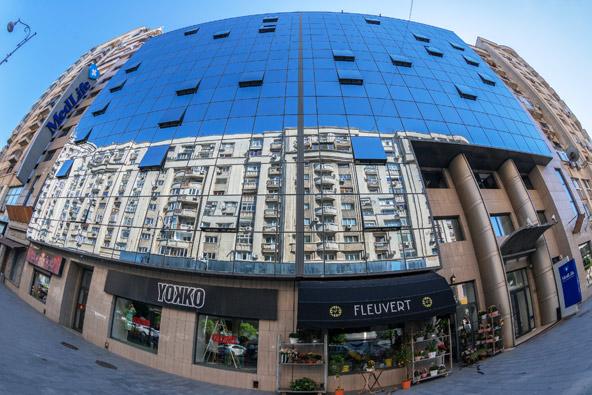 שדרת הקניות המהודרת Calea Victoriei בבוקרשט