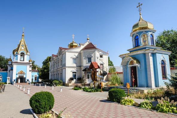 מנזר קיפולי בקישינב