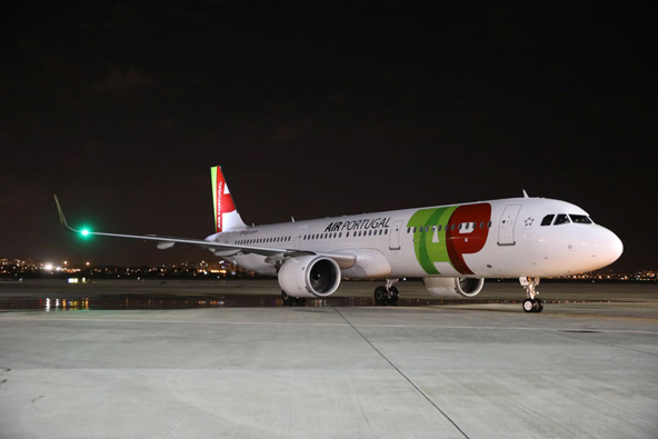 TAP השיקה טיסה יומית בקו תל אביב – ליסבון