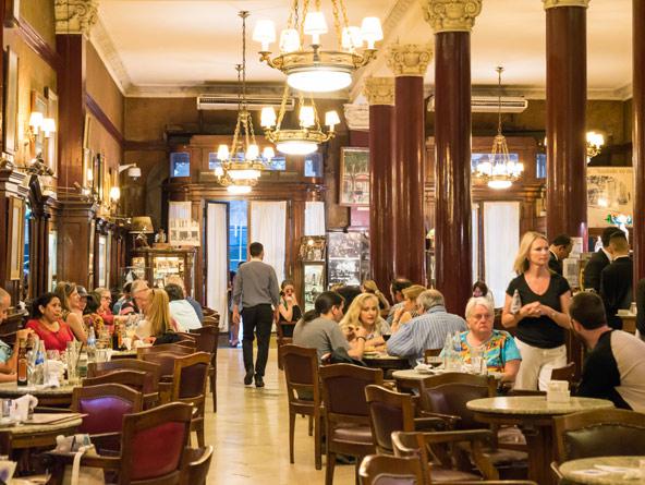 קפה טורטוני. לשתות קפה קורטדו, להיאנח כמו ארגנטינאי טוב ולהתגעגע לימי הזוהר של פעם