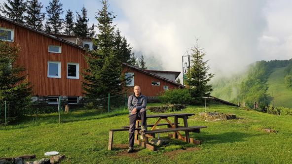 בין ויה פראטה לטרק, מספיקים גם לנוח בכפרים ציוריים בנופים ירוקים ופסטורליים