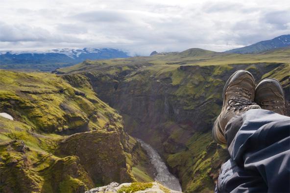 טרק באיסלנד, צילום יזהר דמטר