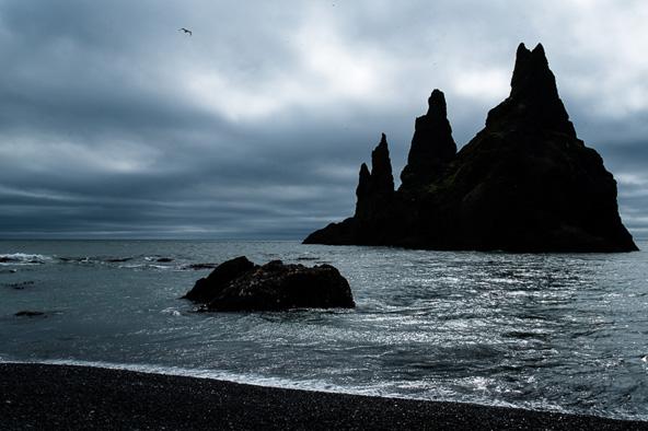 הוולקניזם נוכח באיסלנד בכל מקום - גם בים