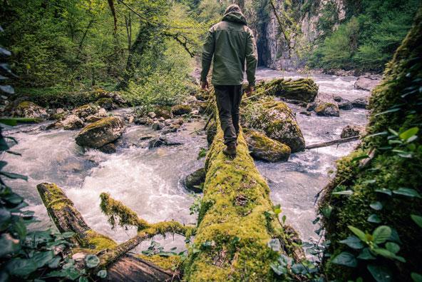 מלבד הנופים היפים והשקט הנעים, לטבע יש גם סגולות מרפאות