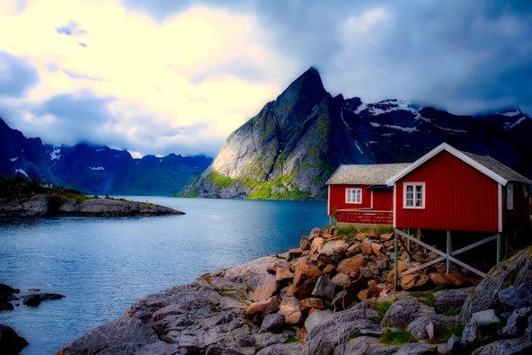 טיול מאורגן לנורווגיה, 10 ימים