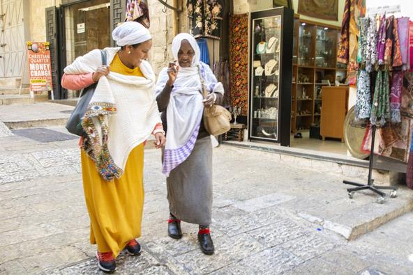 ירושלים: סיפורי השוק בעיר העתיקה