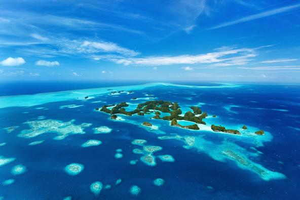 החידון הגיאוגרפי: האוקיינוס השקט