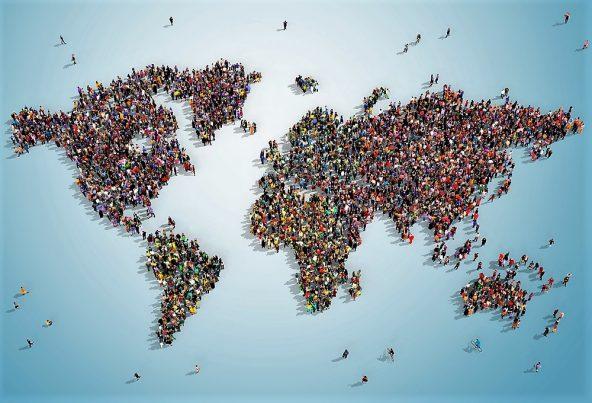 כמה אנשים יש בעולם?