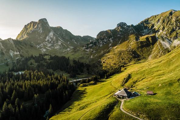 זאת לא גלוית נוף מצועצעת, זה נוף שוויצרי אמיתי לגמרי! | צילומים באדיבות Switzerland Tourism