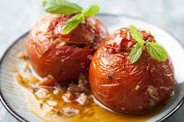 ימסיטה - עגבניות ממולאות באורז