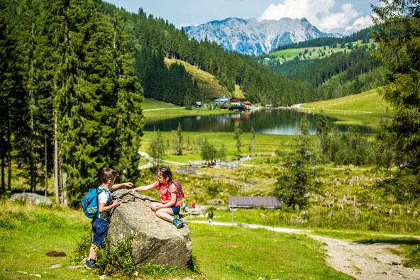 שלדמינג-דאכשטיין, אוסטריה: חופשה בין הרים ואגמים