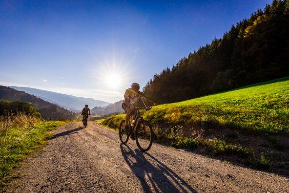 במוראו מורטל יש מאות קילומטרים של מסלולי אופניים מסומנים