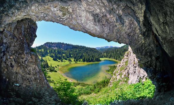 שואלים את עצמכם כמה יפה בהוכשטיימארק? קבלו הצצה... | צילום: Heinz Toperczer