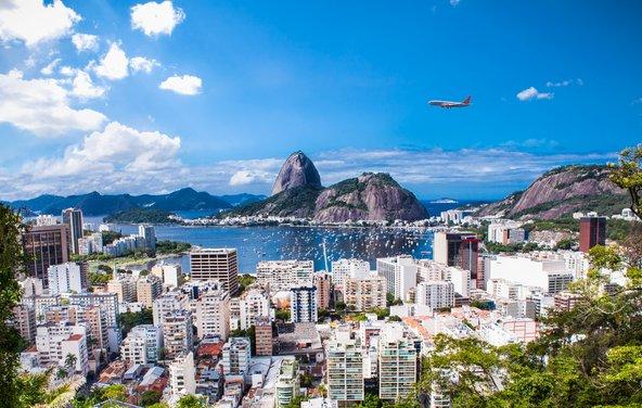 ריו דה ז'ניירו. אחת הערים היפות בעולם