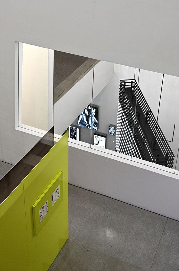 מוזיאון באוהאוס החדש בוויימאר | צילום: Andrew Alberts, © heike hanada laboratory of art and architecture