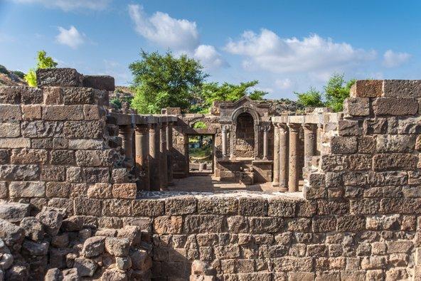 בית הכנסת המפואר בעין קשתות