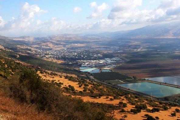 תצפית מדרך נוף הרי נפתלי | צילום: יעקב שקולניק