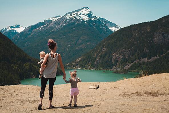 """5 יעדים בארה""""ב לחופשה עם הילדים"""