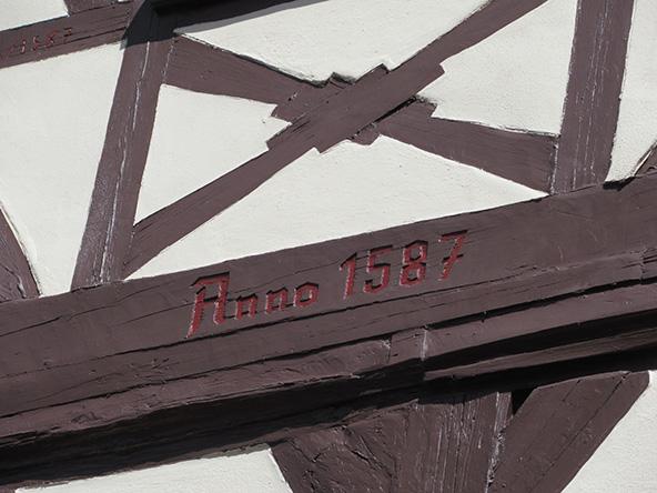 בתים בני מאות שנים באלטוויל