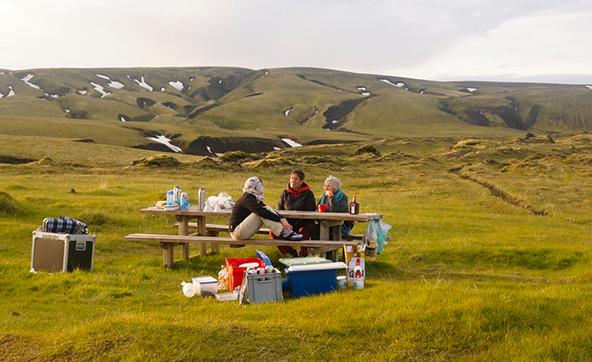 איסלנד. 360 מעלות נוף, היש טוב מזה? | צילום: יזהר דמטר