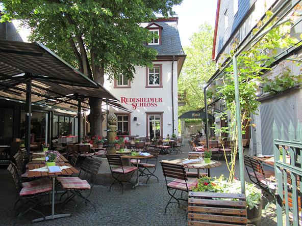 מסעדת Rüdesheimer Schloss