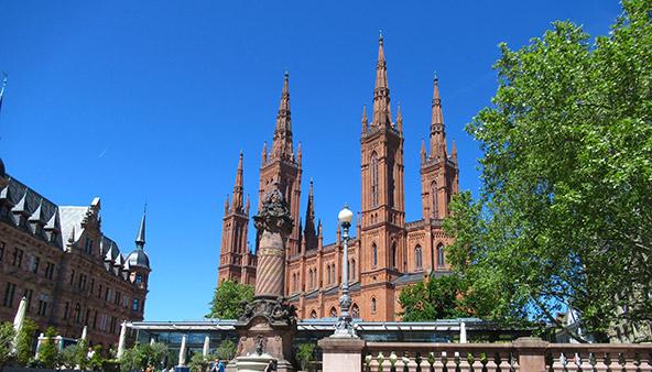 כנסיית Marktkirche, בכיכר השוק