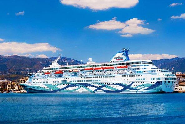 קראון איריס, האנייה החדשה של מנו ספנות, יוצאת מחיפה, דבר שהופך את חופשת הקרוז לנוחה ונגישה מתמיד