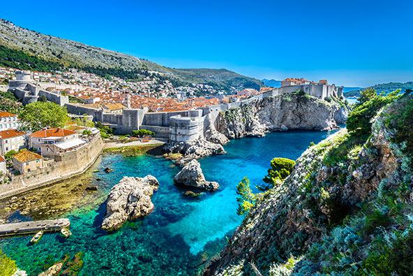 הפלגה ליוון, איטליה, קרואטיה וסלובניה