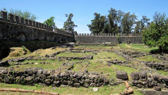 המצודה הרומית גוניו, דרומית לבטומי