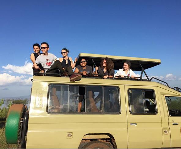 ספארי ברואנדה | הצילום באדיבות Albertine tours