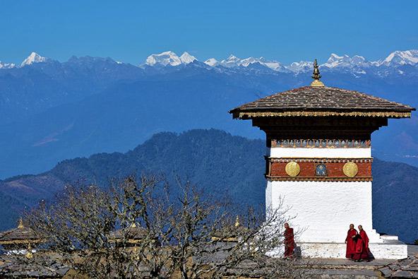 המפתח לאושר: בהוטן