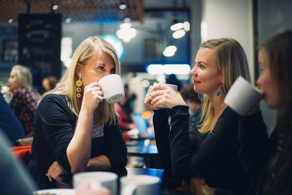 צריכת הקפה לנפש בפינלנד היא הגבוהה בעולם | צילום: Jussi Hellsten, Helsinki Marketing