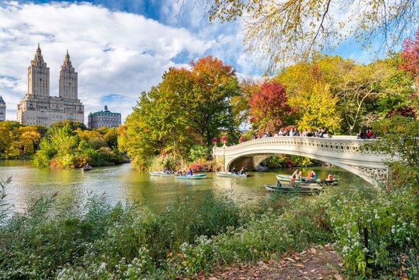 לצד אתרים לא מוכרים, תמיד טוב לחזור למקומות קלאסיים כמו הסנטרל פארק
