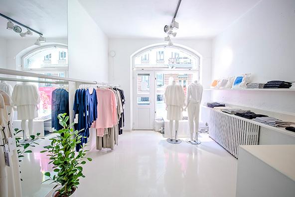 חנות ברובע העיצוב, המקום לבקר בו אם אתם חובבי עיצוב, אופנה ומה שביניהם | צילום: Aku Häyrynen