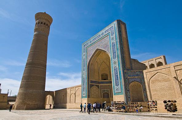 בוכרה, אחת הערים העתיקות ביותר באוזבקיסטן