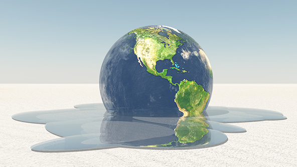מחקרים מראים כי 40 השנים האחרונות היו חמות יותר מהממוצע במאה ה-20, ושנת 2016 היתה החמה ביותר מזה אלפי שנים