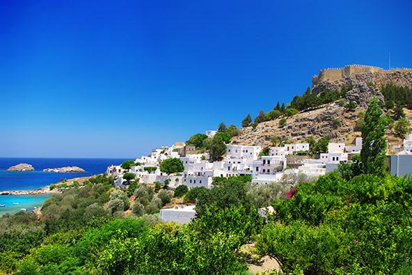 חופשה על הים: הפלגה ליוון, סיציליה ומלטה