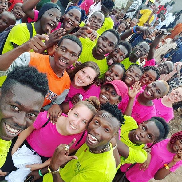 להביא שינוי לאנשים מדהימים שאין להם דבר חוץ מחיוך תמידי על הפנים | הצילומים באדיבות עמותת אור קטן אוגנדה
