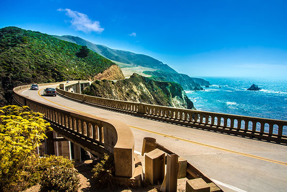 כביש מס' 1 בקליפורניה
