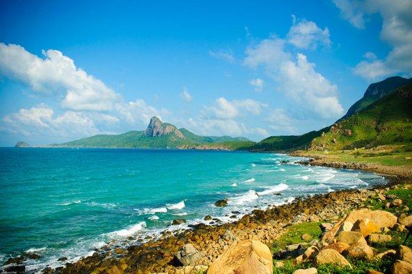 איי קון דאו. יעד נפלא לטיולים, צלילות ורגיעה מול הים