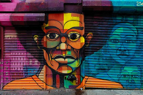 אמנות רחוב בהארלם
