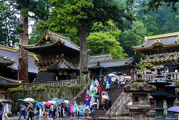בניקו תוכלו לספוג מהתרבות העשירה של יפן