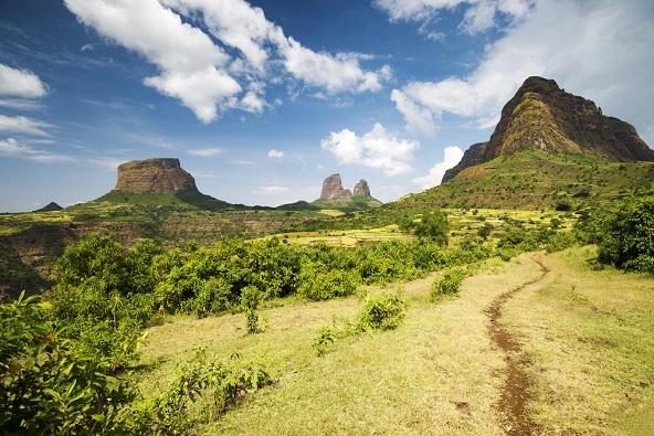 טרק בהרי הסימיאן באתיופיה – 13 יום