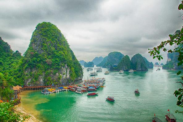 טיול בווייטנאם בתקופת החגים