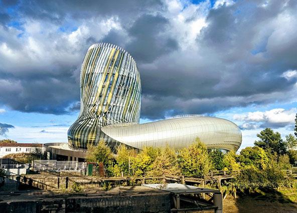 מוזיאון היין בבורדו