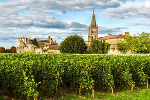 טיול בחבל בורדו – בירת היין